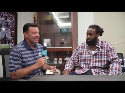 One-on-one with Clive Walford | Miami Dolphins