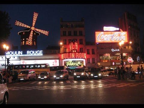 05 -Notre Dame, Moulin Rouge, Montmartre-Paris