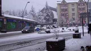 Andorra La Vella Andorra  city photos : Andorra la Vella - 18-01-2014