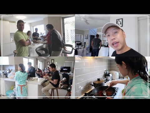 KEN'S VLOG - COOKING FOR SPECIAL GUESTS | PESTA MAKANAN INDO DI SYDNEY | Its Flair'sLife