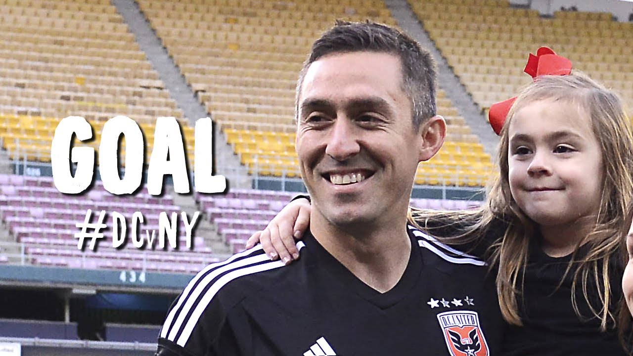 GOAL: Davy Arnaud gives DC United early Lead | D.C. United vs NY Red Bulls