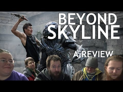 BEYOND SKYLINE Review (Best/Worst Movie)