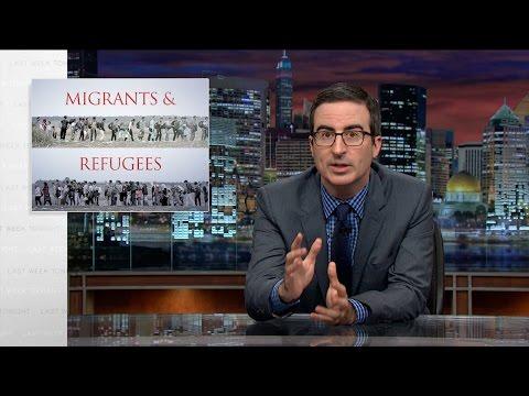 Migranti a uprchlíci