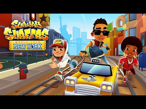 🇺🇸 Subway Surfers World Tour 2018 - New York (Official Trailer)