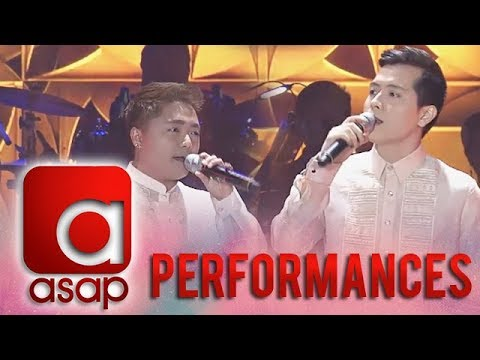 """ASAP: Jake Zyrus and Jason Dy sing """"Before I Let You Go"""""""