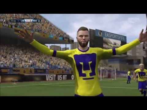 FIFA 16 - PRO CLUB - Lebanon FC - GOALS (PS4) #5