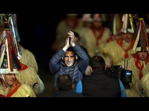 Ισπανία: Αποθέωση για αποφυλακισθέντα ηγέτη των Βάσκων αυτονομιστών