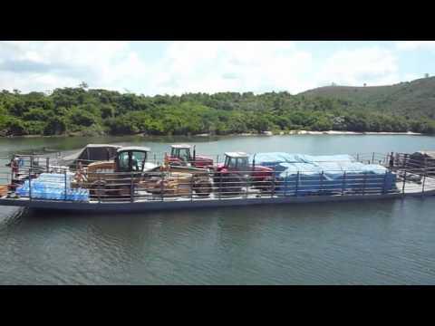 0005 Brasilien, Rio Xingu, Schiffsfahrt, Abladen.mp4