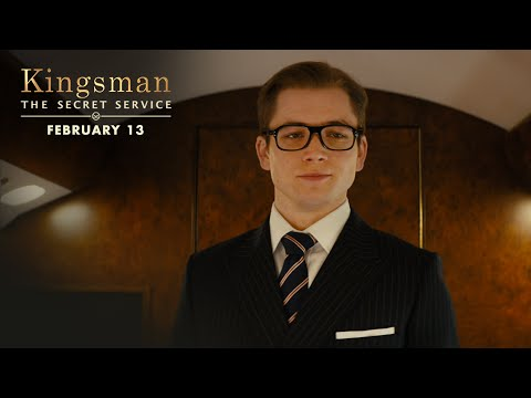 Kingsman: The Secret Service (Video Promo 'Mr Porter')