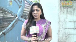 Mahalakshmi Speaks at Irayaan Movie Launch