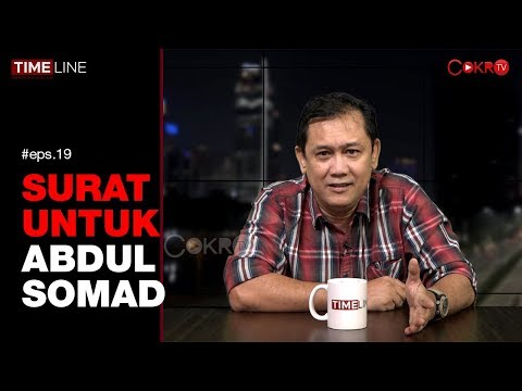 Denny Siregar: SURAT UNTUK ABDUL SOMAD | TIMELINE