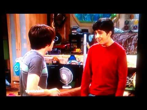 Drake and josh. Josh gets slapped twice by drake