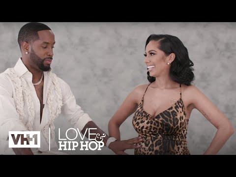 Safaree & Erica Confirm They're Expecting! | Love & Hip Hop