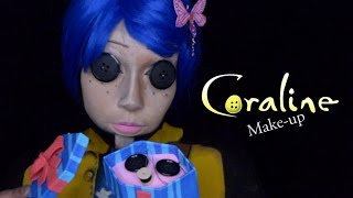 Only In Ur Mind: Welcome to Only In Ur Mind.  I really enjoyed this week's makeup of Coraline.  It was so much fun and I loved the way it turned out. It's up there with my favorites makeup's and I hope you enjoy it! As always thanks for watching!!! Make-up used mehron paradise paint: white, yellow, tan, pink, and  starblend in blackWolfe face: 015Cameleon: blackFAB: blue and Indian brownEyeshadow: brownmusic by: Darkest Child A by Kevin MacLeod is licensed under a Creative Commons Attribution license (https://creativecommons.org/licenses/by/4.0/)Source: http://incompetech.com/music/royalty-free/index.html?isrc=USUAN1100783Artist: http://incompetech.com/ For most of the products I use please check out my affiliate link : https://store.facepaint.com/tasharo.html