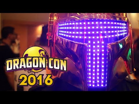 Dragon Con 2016 Star Wars Cosplay and More
