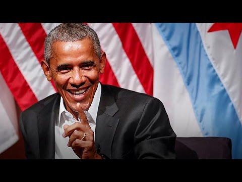 Η επιστροφή του Μπαράκ Ομπάμα
