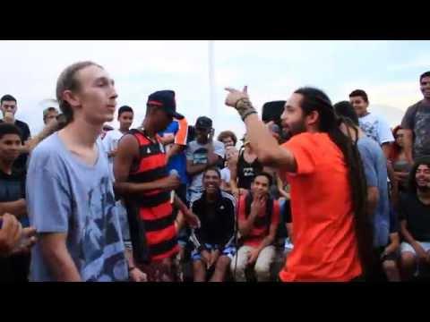 SID & Balac  VS Naui MOVNI & LEMOS - Eliminatoria do Nacional 2016- Museu #218 1º - Best Of Rimas