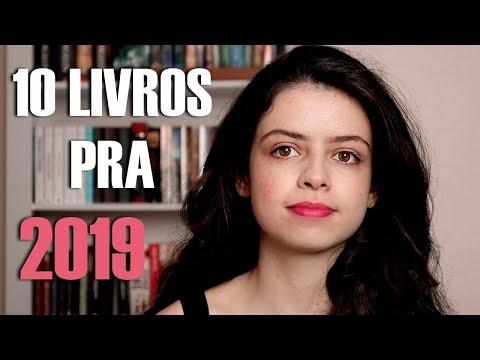 10 LIVROS PARA LER EM 2019