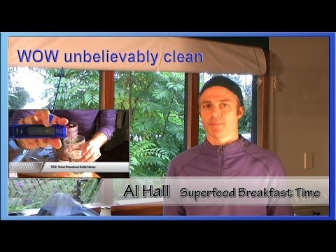 New Super Food Breakfast - Unpublished Recipe