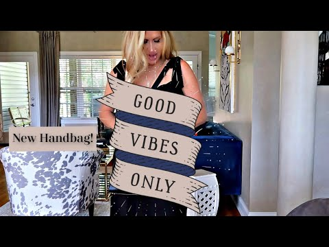 New Handbag Unboxing & What's In My LV Neverfull