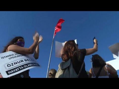 La Turquie se retire d'un traité international luttant contre la violence faites aux femmes