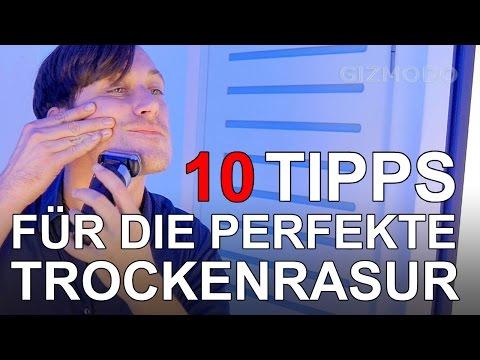 10 Tipp für die perfekte Trockenrasur [Advertorial]