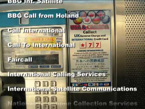 BBG Communications  World Wide Phone Scam