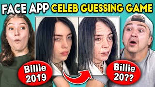 Video What Happened To Billie Eilish? | Celeb Face App Challenge MP3, 3GP, MP4, WEBM, AVI, FLV Juli 2019