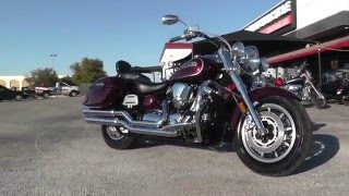 6. 004048 - 2011 Yamaha Road Star Silverado - Used Motorcycle For Sale