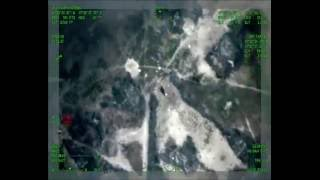 Watch the airstrike that wounded Shekau - NAF