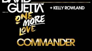 Kelly Rowland ft David Guetta - Commander