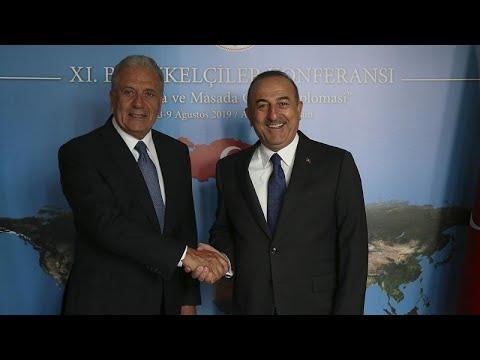 Τσαβούσογλου προς Αβραμόπουλο: Η Ελλάδα είναι σημαντική χώρα για μας …