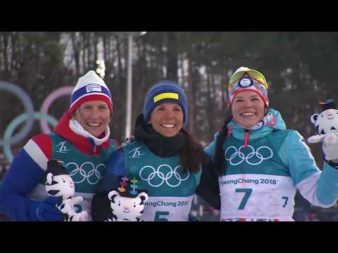 2018 Winter Olympics Recap  I Day 1 I (видео)