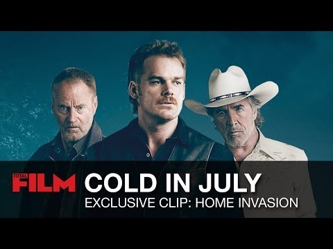 Cold in July Clip 'The Break-In'