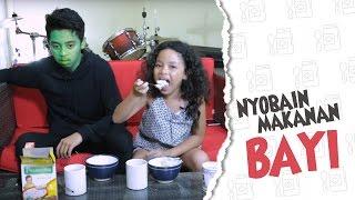 Video Roma sama Abang nyobain Makanan Bayi MP3, 3GP, MP4, WEBM, AVI, FLV Mei 2017