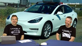 Lots of Model 3 sightings and details. EV News and much more!National Geographic Tesla Factory videohttps://youtu.be/ncw4ISEU5ikCompare Model S and Model 3:https://tesla.com/compareOur Patreon page:http://patreon.com/model3ownersclubShop for Model 3 Shirts:https://model3ownersclub.com/shopOur Gear:SONY FDR-AX33 4K camcorderZoom H6 Audio recorderApple Final Cut Pro X