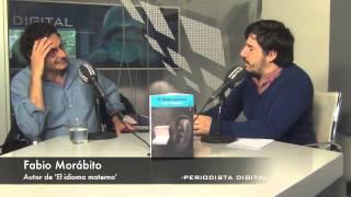 Fabio Morábito, autor de 'El idioma materno'