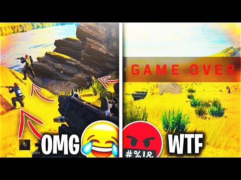 BLACKOUT FAILS & EPIC WINS - ATV SUICIDE KILLS, INSANE SNIPES + MORE! (BO4 Blackout Funny Moments)