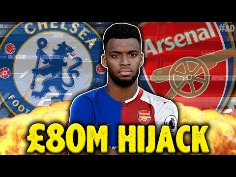 Video: REVEALED: Chelsea To HIJACK Arsenal's £80M Deal For Thomas Lemar?! | Fan Hour