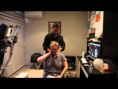 Intense migraine causing vomiting - Gonstead Chiropractic case 2015