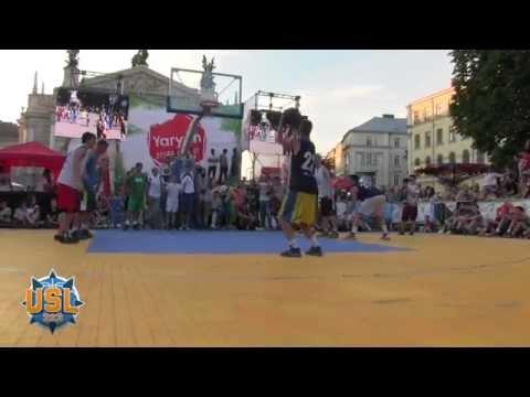 Відео матчів юнацької категорії турніру ''Yarych Street Fest''