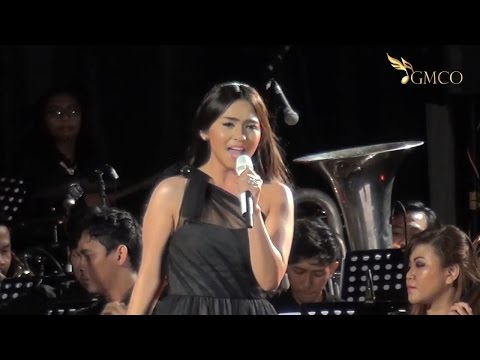 Putri Ayu - The Spirit Carries On (Dream Theater) (видео)