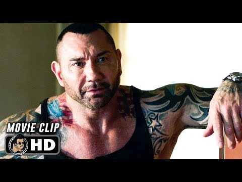 MY SPY Clip - Do Not Touch (2020) Dave Bautista