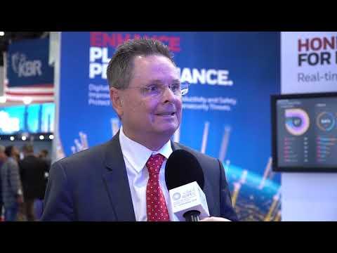 Norm Gilsdorf, President, High Growth Regions Honeywell at ADIPEC 2019