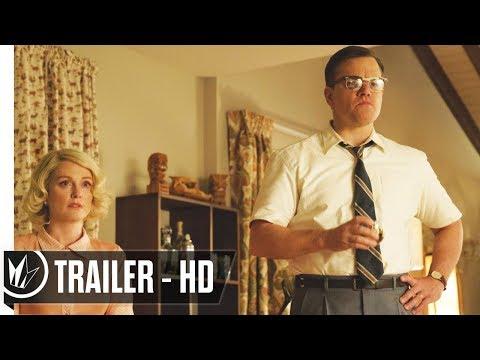Suburbicon Official Trailer #2 (2017) Matt Damon -- Regal Cinemas [HD]