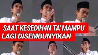 Video DETIK2 UAS MENDENGAR !BUND4 BERPUL4NG SAAT CERAMAH DI MADURA;TABLIGH 4KBAR;UST SOMAD MP3, 3GP, MP4, WEBM, AVI, FLV Maret 2019