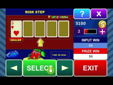Video of Fruit Cocktail slot machine