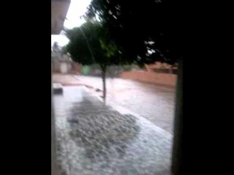 Chuva em quixaba pe