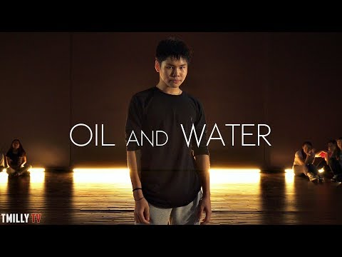 Oil & Water - Rationale - Dance Choreography By Sean Lew - #TMillyTV