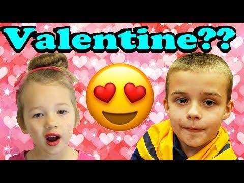 Valentine's Day Girlfriend?? Getting Ready For Valentine's Day